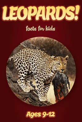 Leopard Facts For Kids 9-12 - Cindy Bowdoin