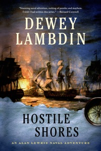 Hostile Shores - Dewey Lambdin pdf download