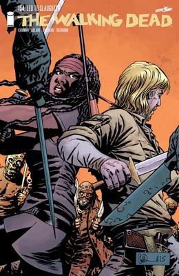 The Walking Dead #154 - Robert Kirkman & Charlie Adlard pdf download