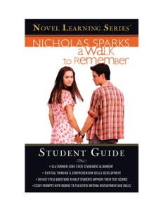 A Walk to Remember - Nicholas Sparks pdf download