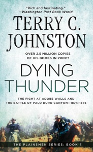 Dying Thunder - Terry C. Johnston pdf download