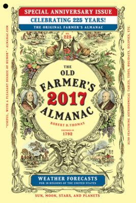 The Old Farmer's Almanac 2017 - Old Farmer's Almanac