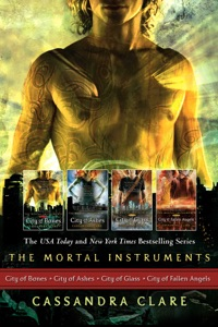 Cassandra Clare: The Mortal Instrument Series (4 books) - Cassandra Clare pdf download