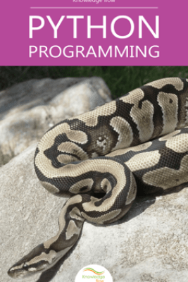 Python Programming - Knowledge flow