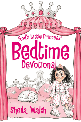 God's Little Princess Bedtime Devotional - Sheila Walsh