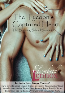 The Tycoon's Captured Heart - Elizabeth Lennox pdf download