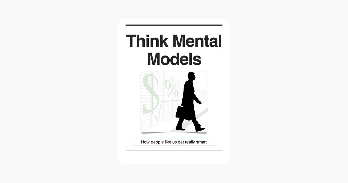 Think Mental Models on Apple Books