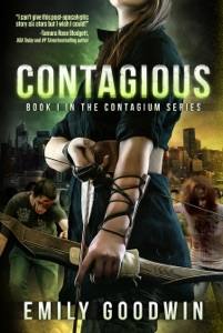 Contagious (The Contagium Series Book 1) - Emily Goodwin pdf download