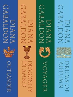 The Outlander Series Bundle: Books 1, 2, 3, and 4 - Diana Gabaldon pdf download