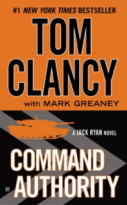 Command Authority - Tom Clancy & Mark Greaney pdf download