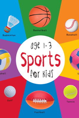 Sports for Kids age 1-3 (Engage Early Readers: Children's Learning Books) - Dayna Martin & A.R. Roumanis