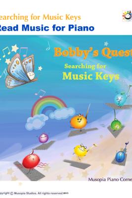 Searching for Music Keys - Susan Yuan