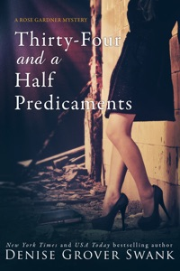 Thirty-Four and a Half Predicaments - Denise Grover Swank pdf download