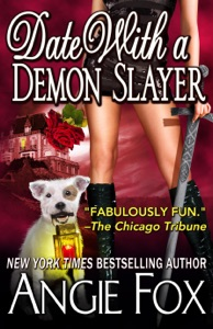 Date with a Demon Slayer - Angie Fox pdf download