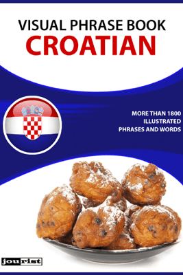 Visual Phrase Book Croatian - Jourist Publishing
