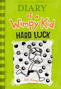 Hard Luck (Diary of a Wimpy Kid #8) - Jeff Kinney pdf download