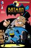 Kelley Puckett & Ty Templeton - Batman Adventures #1 Halloween ComicFest Special Edition (2015) #1  artwork