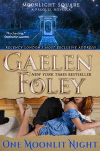 One Moonlit Night (Moonlight Square: A Prequel Novella) - Gaelen Foley pdf download
