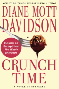 Crunch Time - Diane Mott Davidson pdf download
