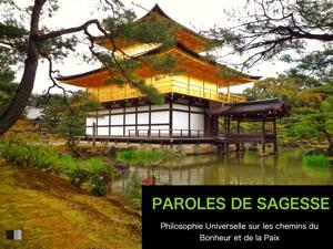 Paroles de Sagesse - Collectif pdf download