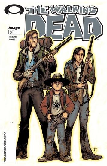 The Walking Dead #3 by Robert Kirkman & Tony Moore PDF Download