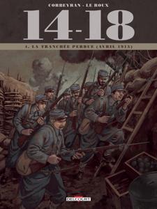 14 - 18 T04 - Eric Corbeyran, Etienne Le Roux & Jérôme Brizard pdf download