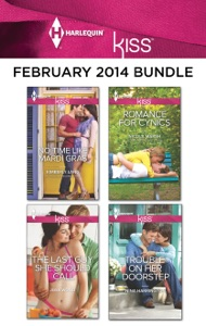 Harlequin Kiss February 2014 Bundle - Kimberly Lang, Joss Wood, Nicola Marsh & Nina Harrington pdf download