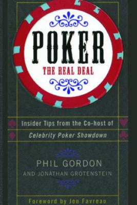 Poker - Phil Gordon
