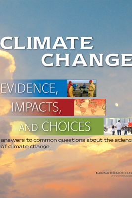 Climate Change - Division on Earth and Life Studies & National Research Council