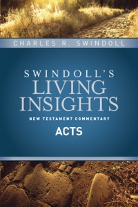 Insights on Acts - Charles R. Swindoll pdf download
