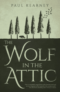 The Wolf in the Attic - Paul Kearney pdf download