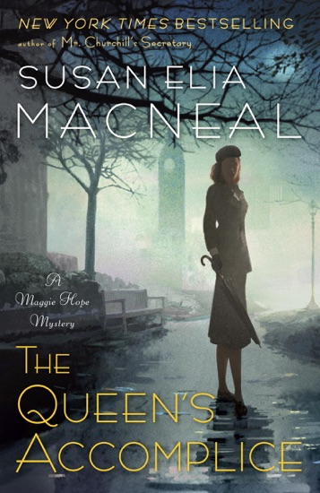 The Queen's Accomplice by Susan Elia MacNeal PDF Download
