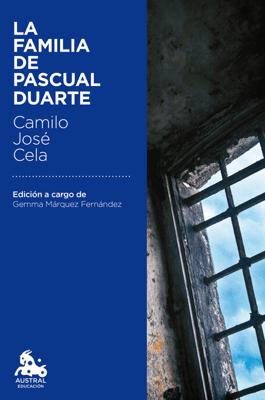 La familia de Pascual Duarte - Camilo José Cela pdf download