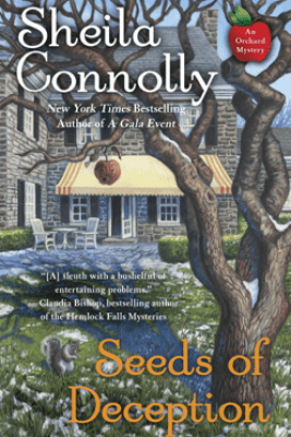 Seeds of Deception - Sheila Connolly
