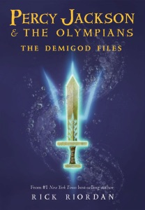 Percy Jackson & The Olympians: The Demigod Files - Rick Riordan pdf download