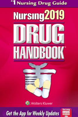 Nursing 2019 Drug Handbook - Lippincott