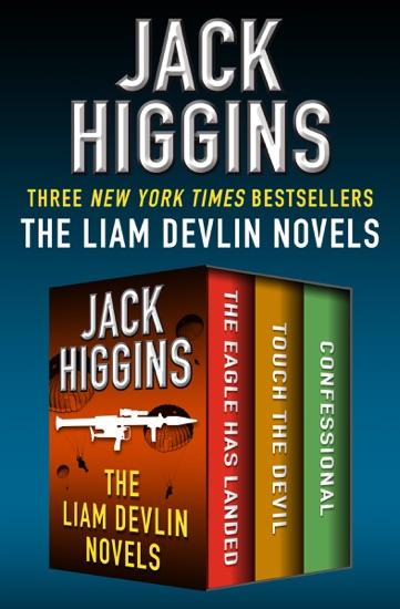 The Liam Devlin Novels by Jack Higgins PDF Download
