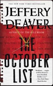 The October List - Jeffery Deaver pdf download