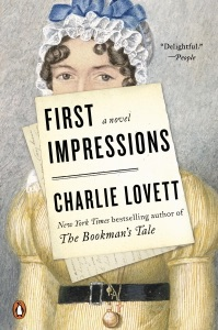 First Impressions - Charlie Lovett pdf download