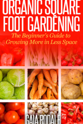 Organic Square Foot Gardening: The Beginner's Guide to Growing More in Less Space - Gaia Rodale