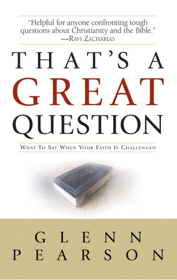 That's a Great Question by Glenn Pearson pdf download