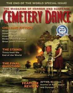 Cemetery Dance: Issue 69 - Richard Chizmar, Simon Clark, Kaaron Warren, Brian Hodge, Kealan Patrick Burke & Brian James Freeman pdf download