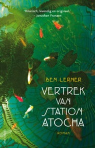 Vertrek van station Atocha - Ben Lerner pdf download