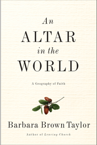An Altar in the World - Barbara Brown Taylor pdf download