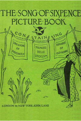 The Song of Sixpence Picture Book - Walter Crane
