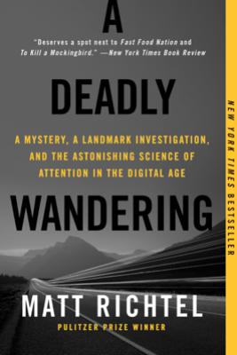 A Deadly Wandering - Matt Richtel