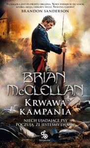Krwawa Kampania - Brian McClellan pdf download