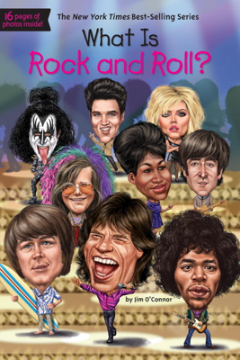 What Is Rock and Roll? - Jim O'Connor, Who HQ & Gregory Copeland