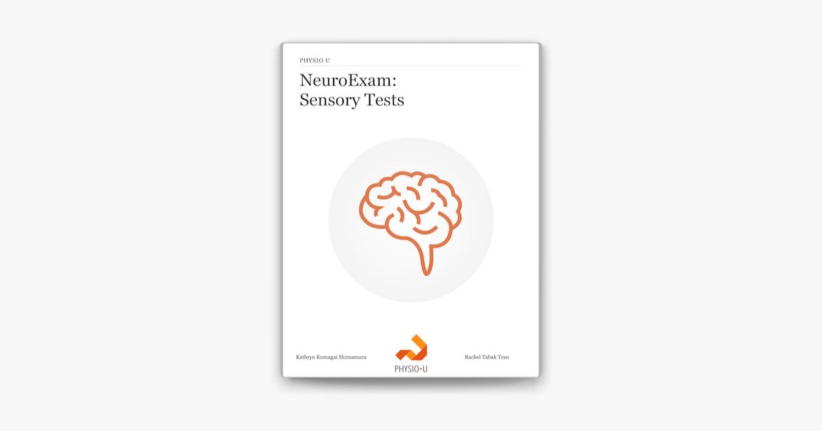 Neuro Exam: Sensory Tests on Apple Books