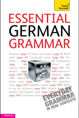Essential German Grammar: Teach Yourself - Jenny Russ